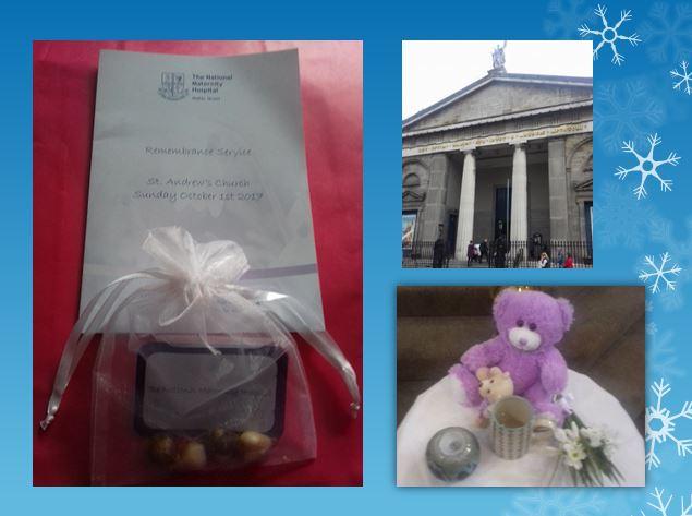 National Maternity Hospital Remembrance Service   Soft Ireland