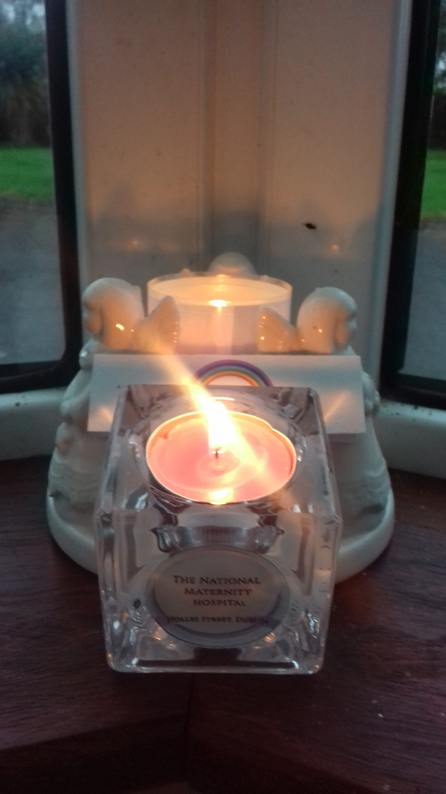 National Maternity Hospital Remembrance Candle