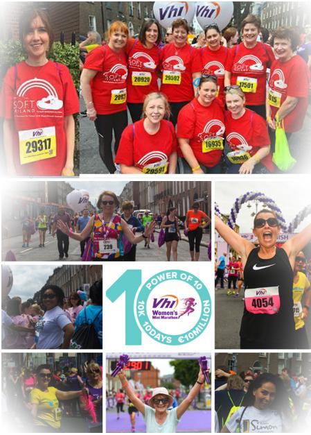 VHI Virtual Marathon Trisomy 18 Trisomy13 SOFT Ireland